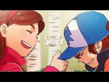 Smile  Dipper and Mabel