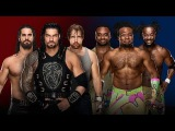 Full Match Roman Reigns  The Shield VS The NEw Day  WWE Survivor Series 2017