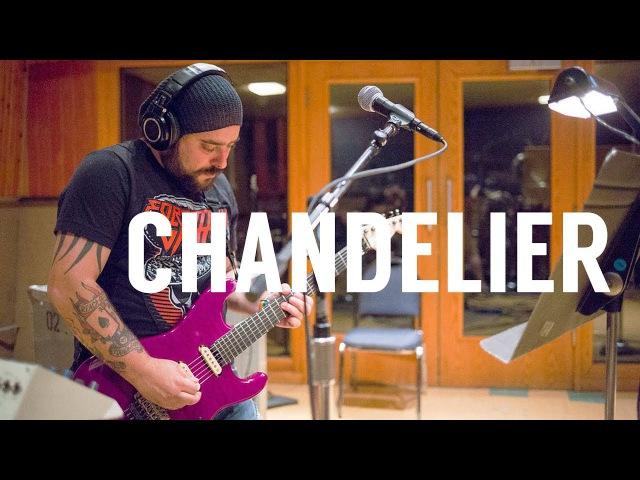 Chandelier (SIA) - André Moraes FEAT. Simon Phillips Carlitos Del Puerto