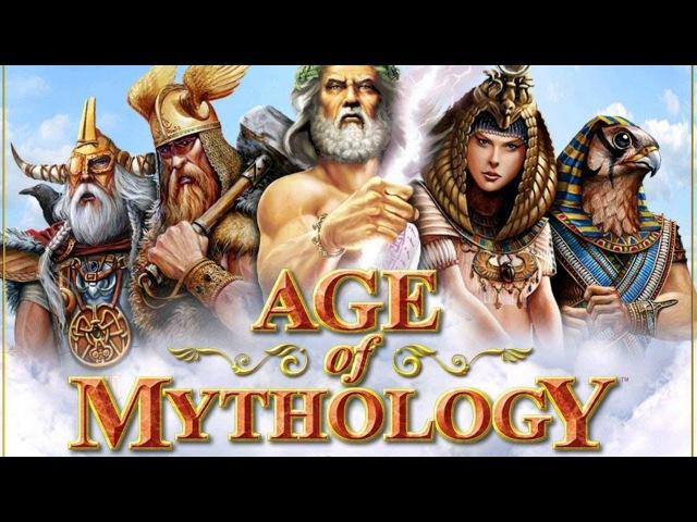Обзор Age of Mythology - Так же круто, как Эпоха Империй, только с мифами