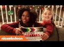BTS of Tiny Christmas Movie 🎅🏻 w/ BFFs Lizzy Greene Riele Downs Nick