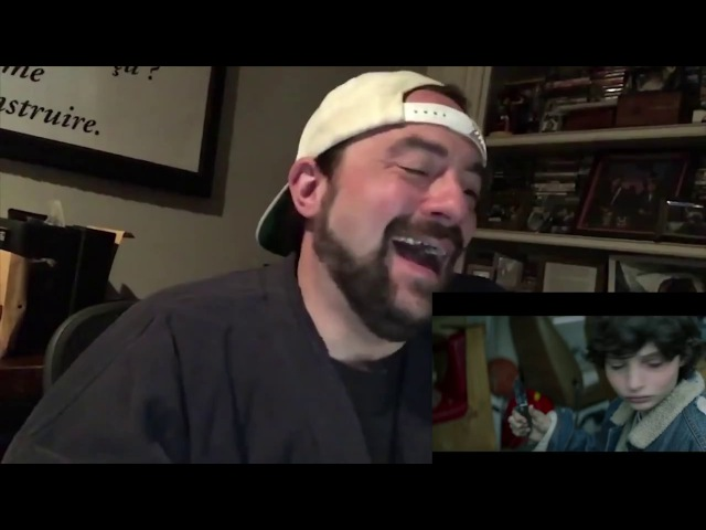 Kevin Smith Reacts to