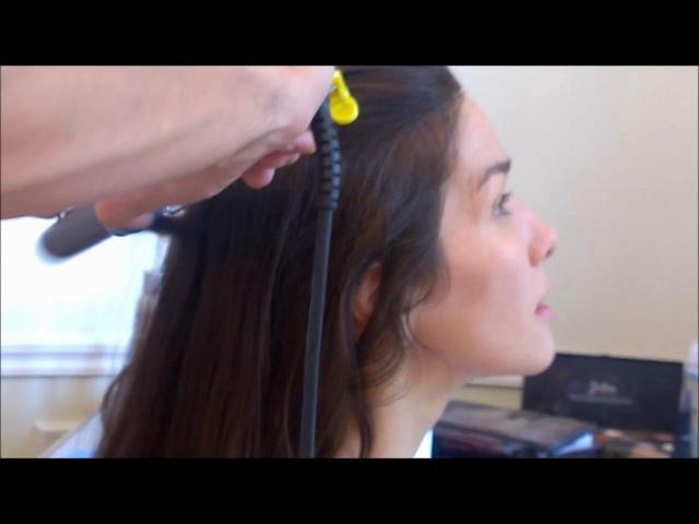 Natalia Oreiro para Gente Los Personajes 50 Años backstage