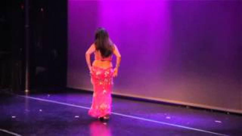 ANNA VERIKOKOU At Rex Music Theater 2012 - Artistic Studio Oriental Expression