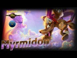 #HoN - #Comeback - #Myrmidon - 🇷🇺 RF`criminalz Gold I