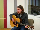 Егор Сёмкин - Концерт в Кивиыли 6.01.2011