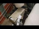 Как установить надежно акриловую ванну ч 2