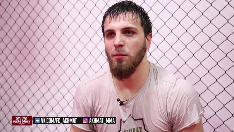 Алихан Вахаев готовится к WFCA 33 (ВИДЕО)