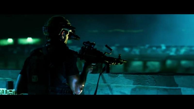 13 часов- Тайные солдаты Бенгази - Русский Трейлер 2 (2016)