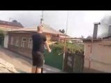 Пожар в Ростове.Реновация по-ростовски