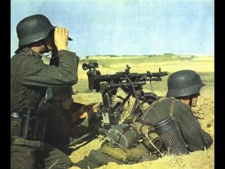 Вторая мировая война в цвете 1 (Надвигающаяся буря)