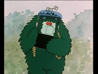 Мультфильм про Маззи Muzzy comes back 5 серия (урок).