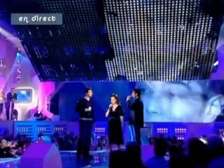 Tina Arena, Patrick Fiori Gregory Lemarchal - SOS D un Terrien En Detresse (Live @ Balavoine)