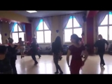 Yana Tshehotskaya 1st time in Germany with Azad Kaan 6971