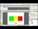 SWISHmax Как сделать эффект трюмо или flash баннер Часть 1 Рафаэль Кусаматов