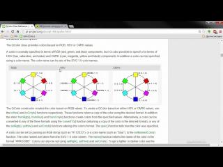 11. PyQt Framework. ColorPicker. Генерация градиента