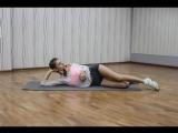 Тренировка Табата. Фитнес дома