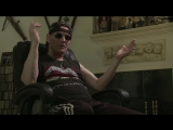 KING DIAMOND Interviewed in 2010 about his love of horror - Raw Uncut