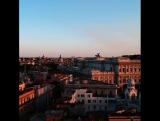 #rome #sunset #majestic #italy #beautifulcity #