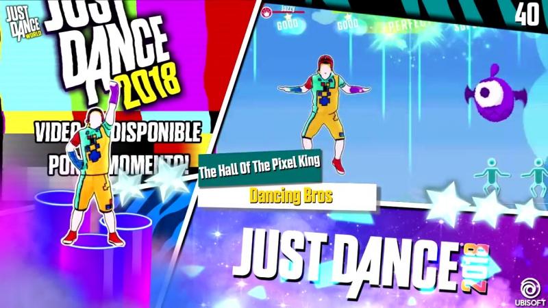 Just Dance 2018 _ Song List (OFFICIAL) _ Full Song List!