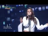Koh Na Young - Cold Night, You Were Warm @ Music Bank 170203