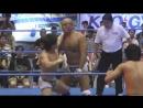 Atsushi Aoki, Suwama, Minoru Tanaka, Yusuke Okada vs. Hikaru Sato, Jun Akiyama, Kotaro Suzuki, Takao Omori AJPW - RRT 2017