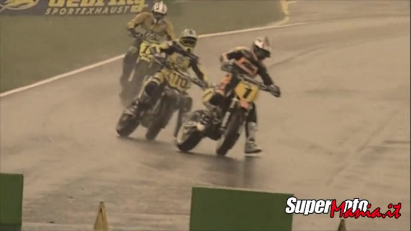 Best of European Maxxis Supermoto Championship . SuperMotoRu