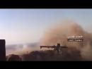 На Дейр эз-Зор- Армия Сирии атакует ИГИЛ в пустыне Хомса