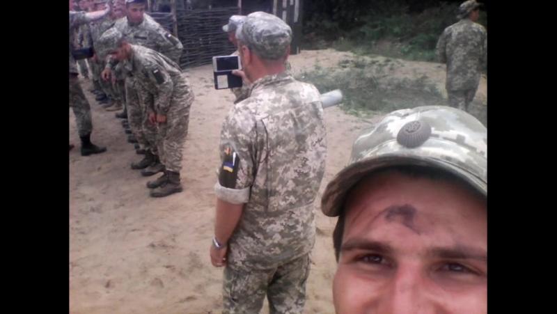 Посвята в артилериста)