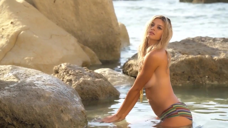 Келли Рорбах голая - Kelly Rohrbach Nude - Sports Illustrated Swimsuit