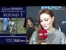 Интервью для портала IGN в рамках премьеры седьмого сезона сериала «Игра Престолов» | 2017 (русские субтитры)