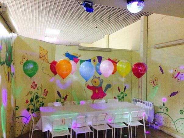 Думаете где отметить День Рождения своему ребёнку?  Для Вас у нас СПЕЦ