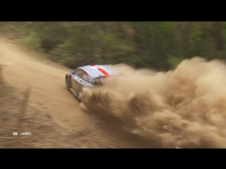 FIA World Rally Championship 2017 Stop 13 - Australia