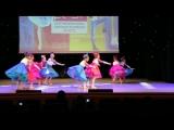 Детский шоу-балет Арт-соло. г. Тобольск, группа 8-9 лет. Эстрадный танец
