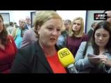Herrliches Video!! Die Frau is völlig fertig mit den Nerven! ?? Das kommt davon, wenn man sich permanent einredet die #AFD sei d