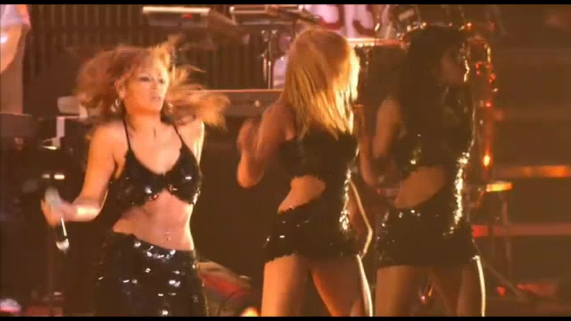 Beyonce Jay-Z Ghostface Killah - Crazy In Love Baby Boy Summertime (Live @ Jay's Fade To Black Concert 25.11.2003)
