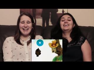 Бразильянки смотрят Винни Пуха Brazilian girls react to Winnie the Pooh