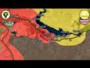 2017.06.09 - Военная обстановка в Сирии. Армия отбила у ИГИЛ порядка 24 деревень. Русский перевод
