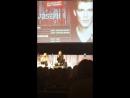 Joseph Morgan panel 21.10.2017 FearCon