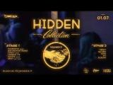 HIDDEN COLLECTION x
