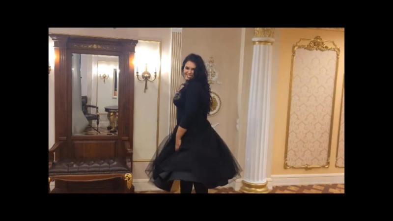 Приглашение на финал Конкурса красоты Северная Аврора - 2017 Лина Казакевич
