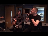 Poets Of The Fall - Carnival Of Rust for XS Manchester radio