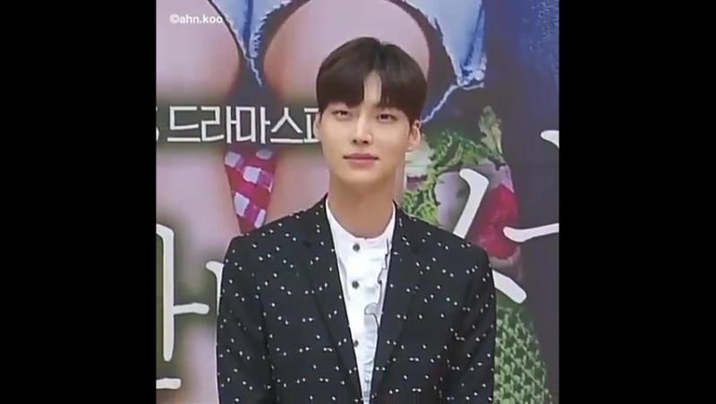 Ahnjaehyeon » [18.07.17] » Ан Дже Хен на пресс/конференции дорамы