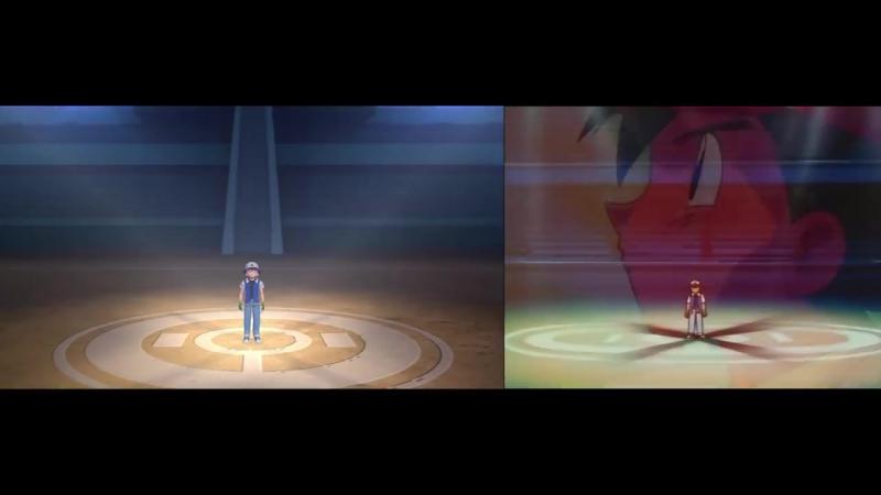Pokemon Intro Comparison 2D Vs 3D