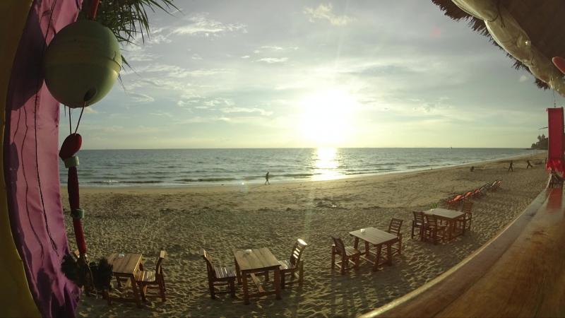 Klong Nin Beach, Koh Lanta, Thailand