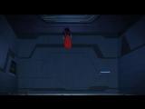 Лига Справедливости без границ Супермен против мора Cartoon Network HD