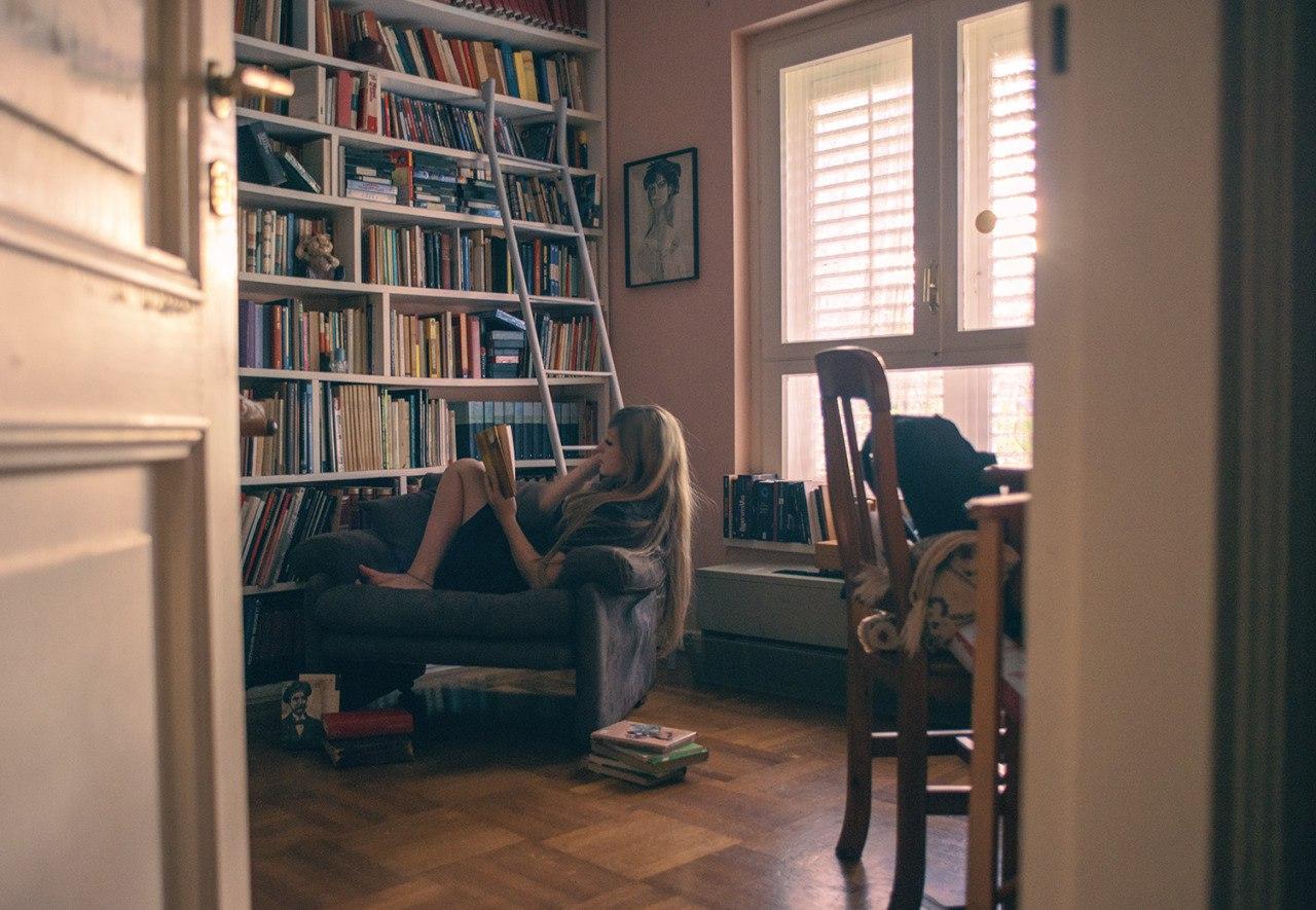 Как мотивировать детей и взрослых быть читателями