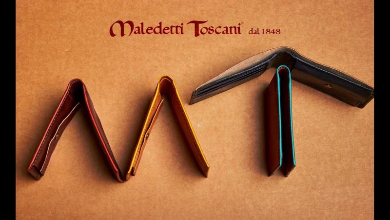 Maledetti Toscani кожаныеа ксессуары Сделано в Италии