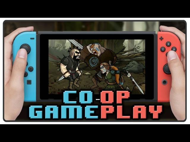 Wulverblade | Co-op Multiplayer Gameplay | Nintendo Switch