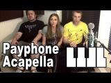 Payphone (Acapella Cover w Rap) - Maroon 5 (feat. Wiz Khalifa) - By Missy Lynn